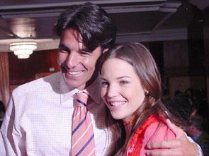 Juan Carlos Garcia Y Su Esposa